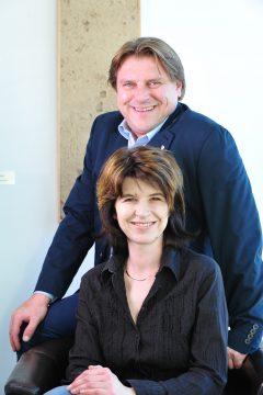 1990 - Hans & Magdalena Topf